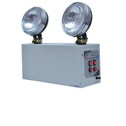 LED Aluminium Industrial Emergency Light, Mounting Type: Table Top