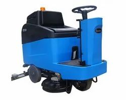 ride on auto scrubber drier - kruger & brentt - Model -GT110