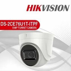 HIKVISION DS-2CE76U1T-ITPF 8MP DOME CAMERA