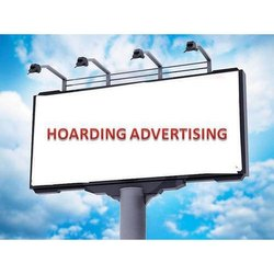 Depends On Quality Flex Outdoor Door Advertising Services, in Client Site