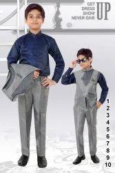 Kids Fancy Jacket Set