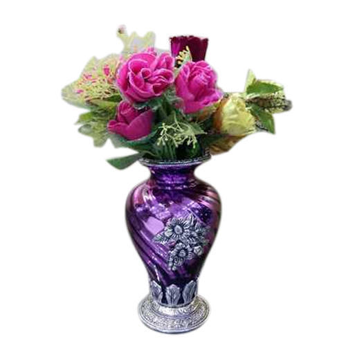 China Flower Pot with Silver Touch  sc 1 st  IndiaMART & China Flower Pot with Silver Touch at Rs 650 /piece | फूलदान ...