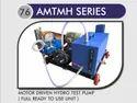 Electronics Hydro Testing Pump