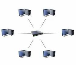 Structure LAN Network, in Ahmedabad
