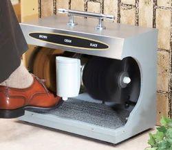 Shoe Polish Machine