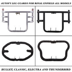 Autofy Leg Guards For All Bikes
