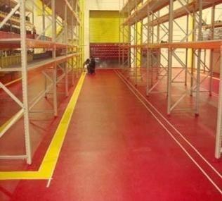 Fastfloor Polyaspartic Industrial Flooring At Rs 15000