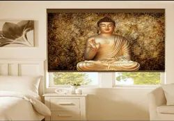 Customized Printed Roller Blinds Menufacturer