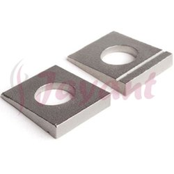 Square Plate Washer- DIN 436, CSN 021724, PN 82010, UNI 6596 Plated, Coated Square Plate Washers