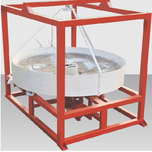 Groundnut Round Grader Machine