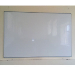 Resin Coated Magnetic White Marker Board