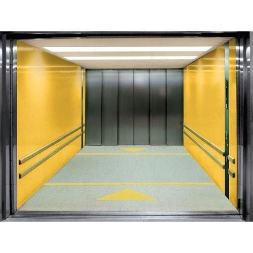 Freight Elevator, Capacity: 1-2 Ton, Jaison Elevator & Electric Corporation  | ID: 12982718055