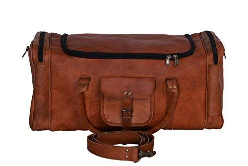 01c780050c Duffel Bag 2 - Leather Duffel Bag Manufacturer from Udaipur
