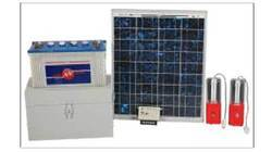 Solar Luminaries for Homes