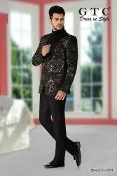 Pattern Only Party Wear Blazers
