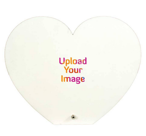 Make Your Own Lovely Heart Shaped Photo Frame at Rs 549 /piece ...
