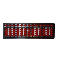 Student Abacus Manual Clearing Economy 13 Rod