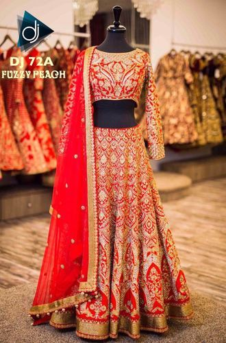 07d34f0c1 Indian Wedding Lehenga