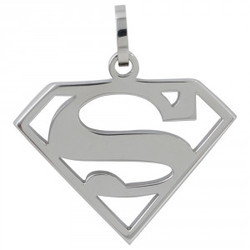 Superman pendant in stylish die cut style orosp01 at rs 1618 superman pendant in stylish die cut style orosp01 mozeypictures Gallery