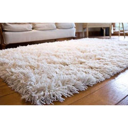 White Gy Rugs Rs 2000 Piece Mamta