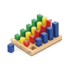 Shape Sequence Blocks Educational Toys
