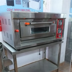 Gas Single Deck Oven