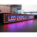 LED Display Board For Message Text