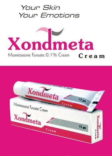Mometasone Furoate, Fusidic Acid Cream
