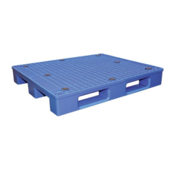 Blue Corrugated Plastic Pallet