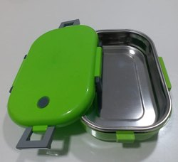 Xyle Steel Lunch Box
