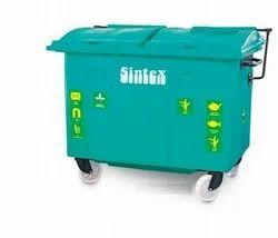 Giant Wheeled Waste Bin