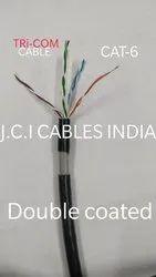 Tri-Com Cat6 Networking Cables