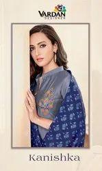 Vardan Designer Kanishka Vol-1 Readymade Salwar Kameez
