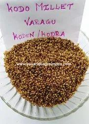 Brown Kodo Bajra Parboiled / Varagu Pulungal, Packaging Type: Poly Sacks