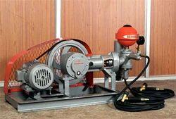 Single Plunger Car Washer for Garage