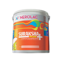 Matt Nerolac Suraksha Plus Acrylic Exterior Emulsion Wall Paint, Packaging Type: Bucket