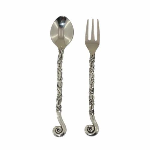 Set Of 2 DA Appetizer Spoon & Fork, for Kitchen