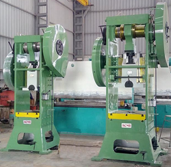 Pillar Box Type Power Press