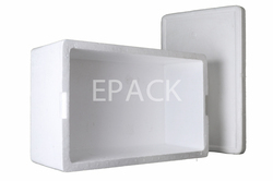 Thermocol Meat Packaging Boxes