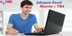 Advance Macros & VBA Training Course