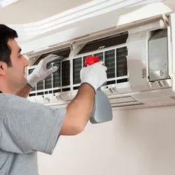Split AC Repairing Service, In Client Side