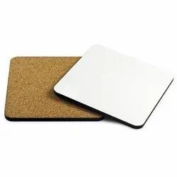 Wooden MDF Tea Coasters
