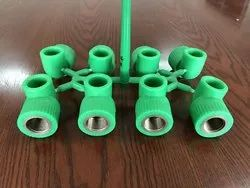 PPR Brass Fittings Mould