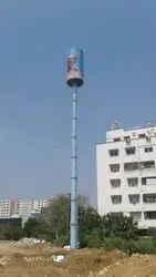 Unicam Double Plus Camouflage Tower