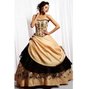 Western Party Wear Engagement Gowns