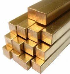 Copper Square Bars