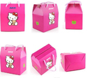 Pink Creative Toy Packaging Box