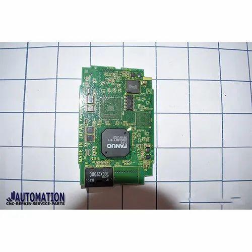 Fanuc A20B-3300-0635 Axis Control Card