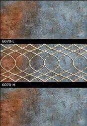 6070(L, H) Hexa Ceramic Tiles Matt Series