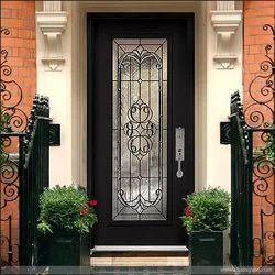 Decorative Door Glass